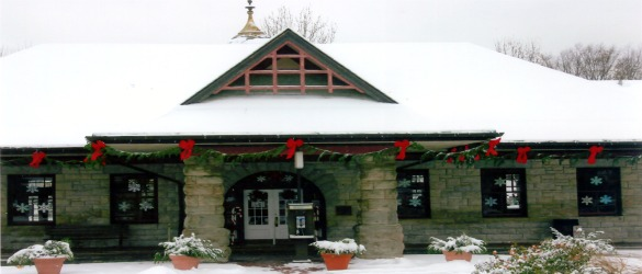 Historic Kirkwood Train Station