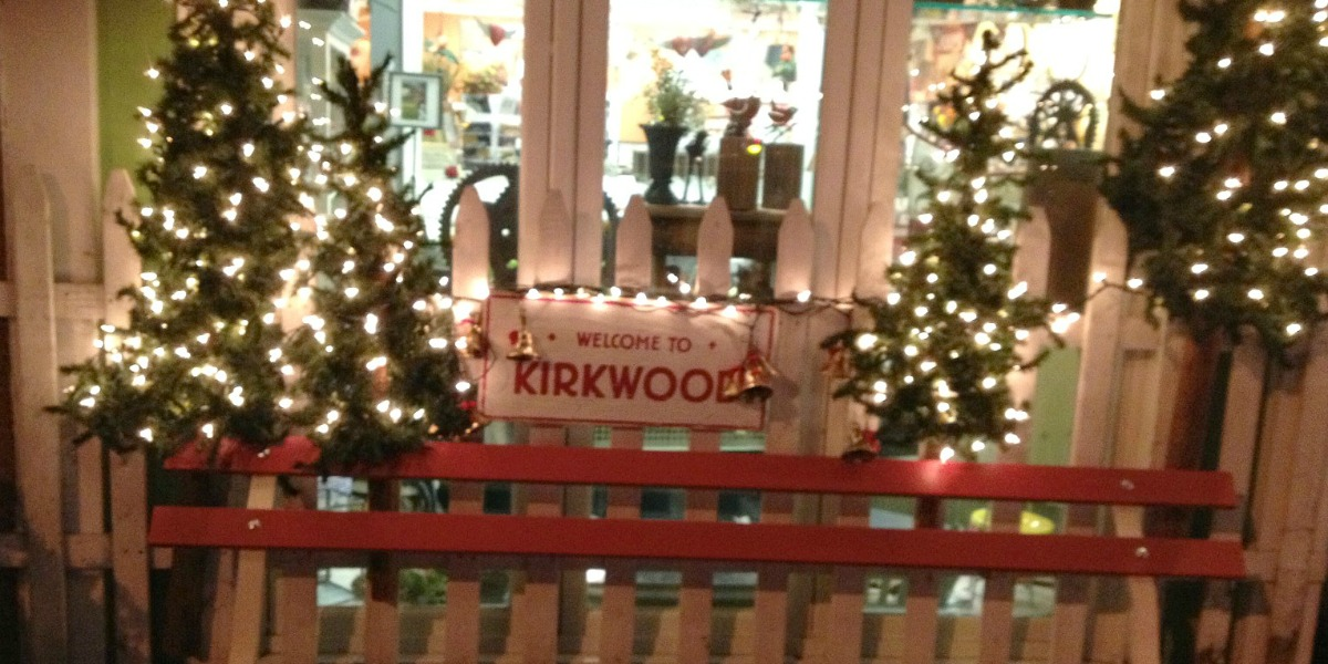 Shop, Dine & Stroll Downtown Kirkwood