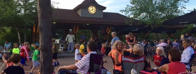 Summer Concert Series June through September