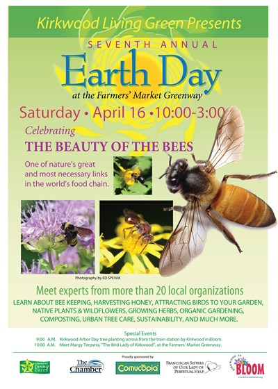 Earth Day at the Market