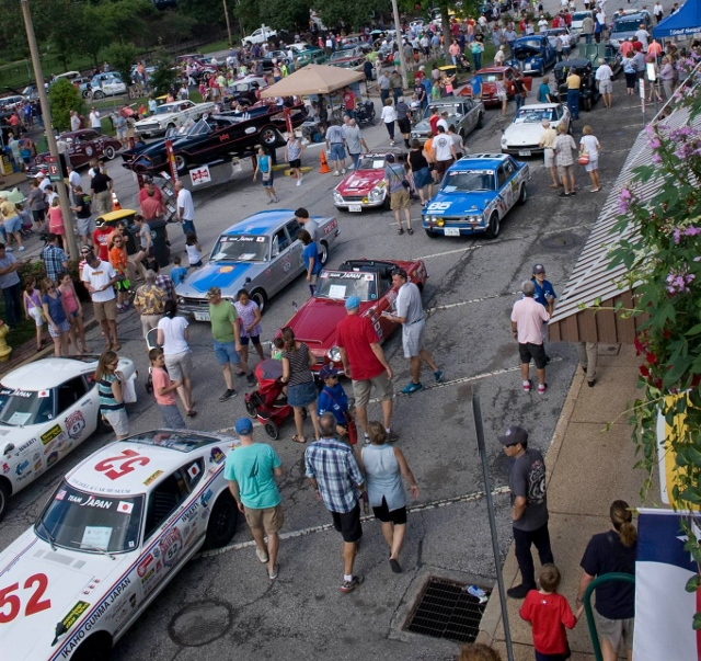 Route 66 Festival: Cars and Guitars Saturday, June 10