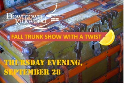 Trunk Show with a Twist
